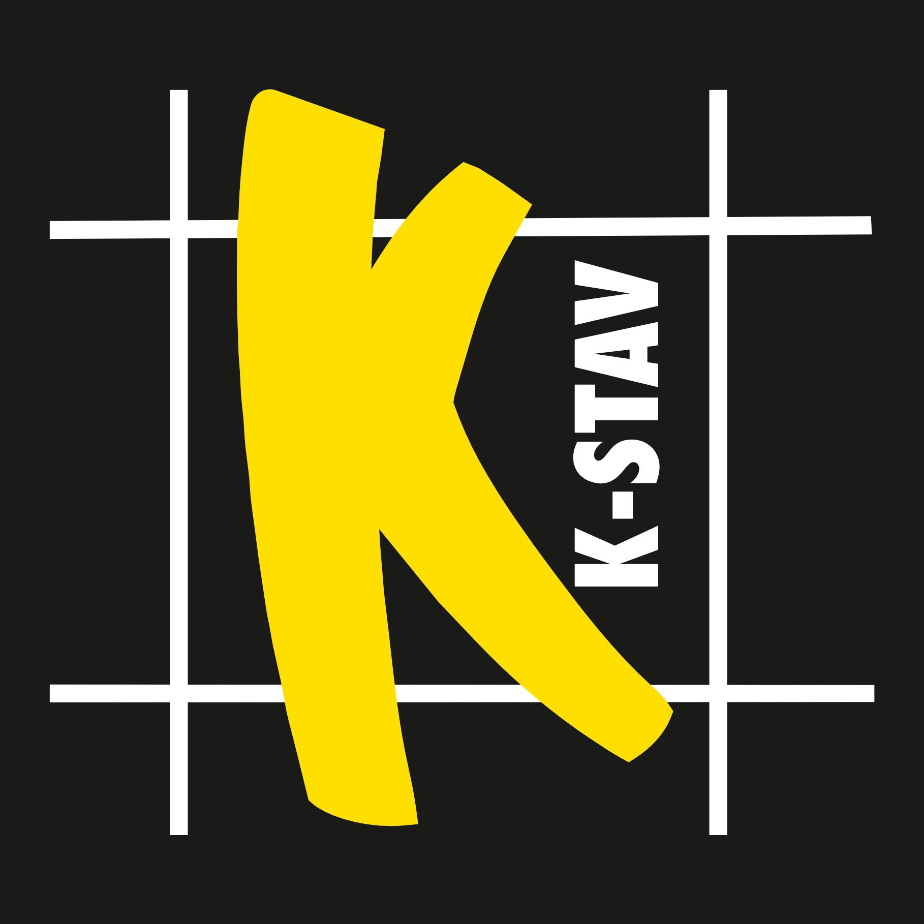 logo K - STAV, s.r.o., Teplice
